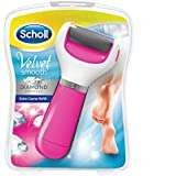 Doctor Scholl VELVET SMOOTH express lima eléctrica pies rosa