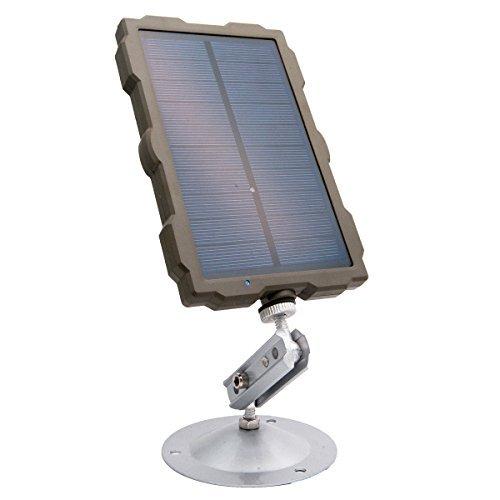 1.5W Mini Sonnenkollektor, Solar Netzteil Kit In 1500mA Batterie mit IP 56 imprägniern Funktion für Outdoor Wild Jagd Game Trail Kamera