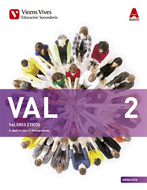 VAL 2 ANDALUCIA (AULA 3D): 000001 - 9788468239323