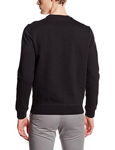 Eleven Paris Herren Sweatshirt Rinco M Schwarz - Schwarz