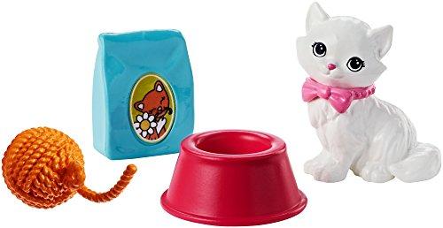 Barbie FHY71 Kleines Accessoire Set Kätzchen