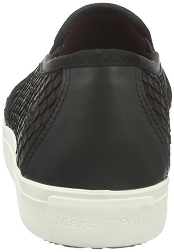 Marc O'Polo Damen Sneaker Sneakers Schwarz (black 990)
