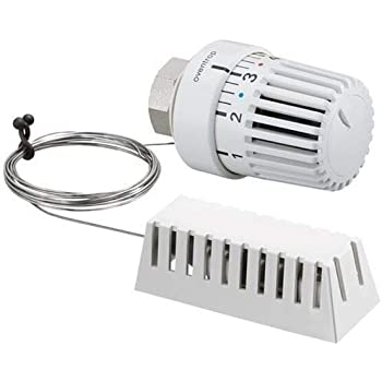 danfoss thermostatkopf f hlerelement mit ferneinsteller ra 5062 k che haushalt. Black Bedroom Furniture Sets. Home Design Ideas
