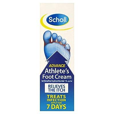 Scholl Advance Athletes Foot Cream - 15 g