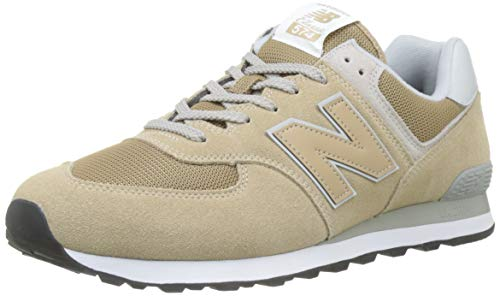 New Balance 574v2, Herren Niedrig, Mehrfarben (Hemp/Hemp Ebe), 46.5 EU (11.5 UK) - 11.5 Herren Schuhe