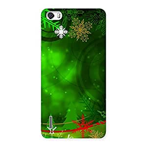 Chrismas Decor Back Case Cover for Honor 6