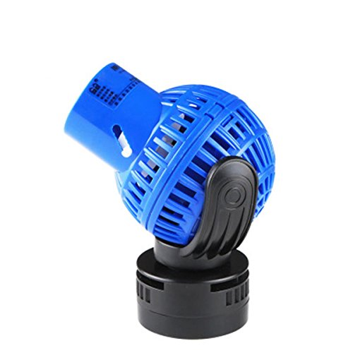 Tutoy 4000-10000L/H Aquarium Fisch Tank 360 Wasser Wave Maker Pumpe Powerhead Magnet Basis - #2