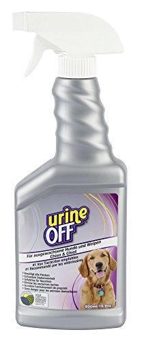 Urine Off Formula Spray für ausgewachsene und junge Hunde 500ml