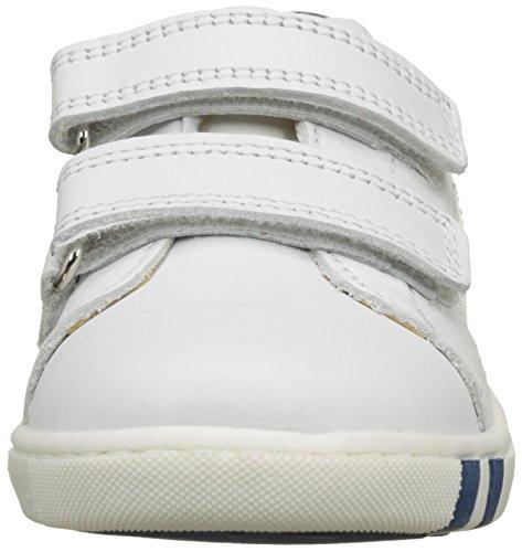 Primigi Phk 7148, Sneakers basses garçon Blanc (Bianco)