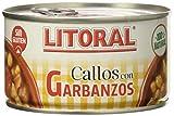 Litoral - Callos con Garbanzos -Pack de 3 x 380 g