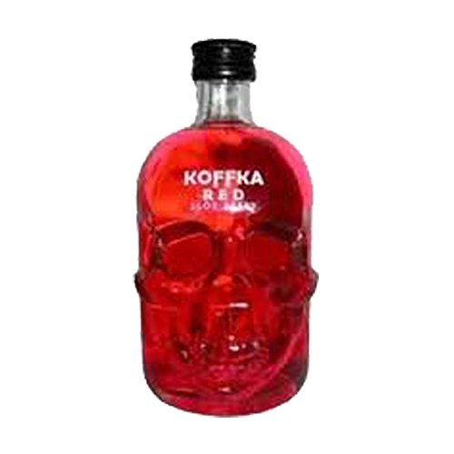 Vodka - Kofka Calavera Red 50 cl