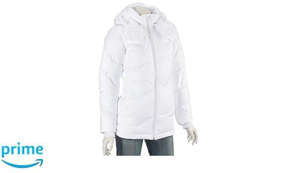 Puma Veste Femme Blanc Blanc Duvet Down M grw7xqgpd