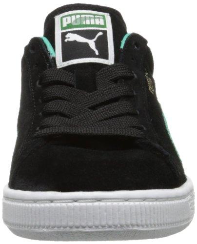 Puma Suede Classic+ , Sneakers Basses Mixte Adulte Noir
