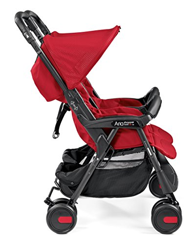 Peg Perego Zwillingsbuggy Aria Shopper Twin - 4