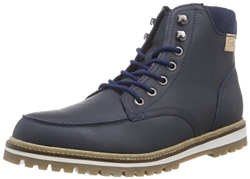 LacosteMONTBARD BOOT - Stivaletti uomo , blu (Blue - Blau (navy 003)), 44