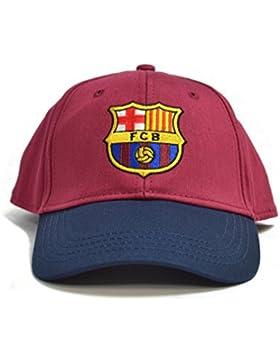 FC Barcelona–Gorra de béisbol Contrast Color granate