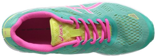 Pink Scarpe Asics da Emerald corsa donna Lime Hot FzS7qzO