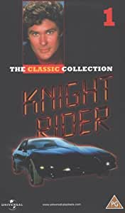 Knight Rider: 1 (Box Set) [VHS]