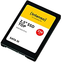 Intenso interne SSD-Festplatte 256GB Top Performance ,schwarz
