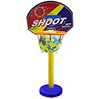 SIYAA Basketball Game Set for Kids Best Gift Item for Kids Sports Toy Basket Ball Set for Girls and Boys Kids Game with…