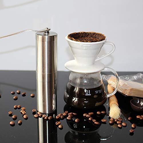 Manuelle Kaffeemühle Kaffeemühle Cerámica Núcleo Manuelle Molinillo De Café De Mano Molinillo De Café Café Máquina De Café Molino De Herramientas De Cocina
