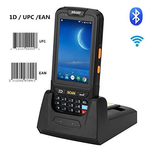 Android Terminal PDA Barcode Scanner Munbyn 3G