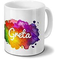 LukeTee Greta Van Fleet Klassische Teetasse Kaffeetasse