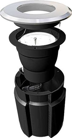 Easy Connect-65558-Foco LED encastrable para hormigón o toma de tierra