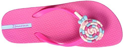 Ipanema Summer Love V Kids Ff, Tongs Fille Mehrfarbig (pink)