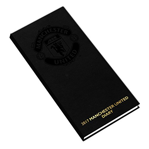 Manchester United Official 2017 Diary – Slim Pocket Diary 2017