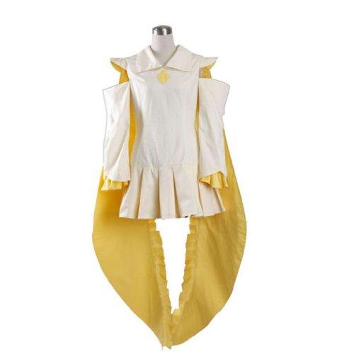 Dream2Reality japanische Anime Shugo Chara!(My Guardian Characters) Cosplay Kostuem - Hinamori Amu Outfit 1st Ver Kid Size (Shugo Chara Amu Kostüm)