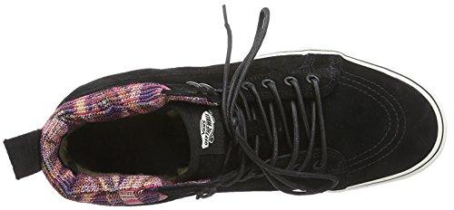 Vans Hightop Sneaker U Sk8-Hi Mte Schwarz/Mehrfarbig