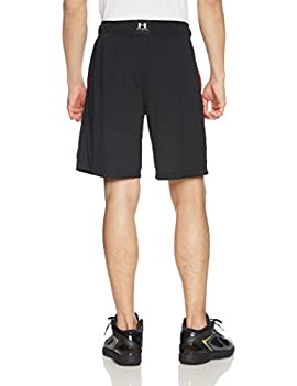 Under Armour Ua Baseline 10in Short 18 – Blackredred, Men, 1305729, Md 1
