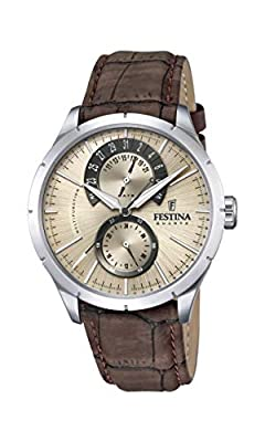 Festina Reloj de Pulsera F16573/9 de Festina