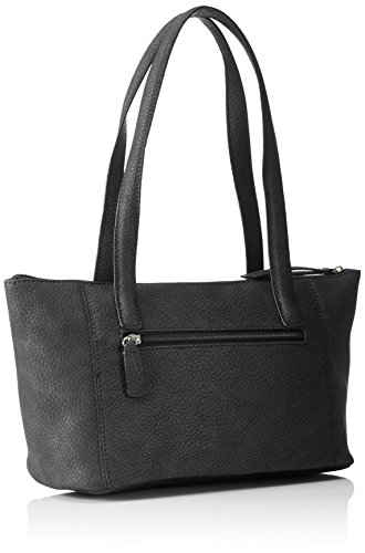 GERRY WEBER Damen Talk Different Ii Baguettes, 37x19x13 cm Grau (dark grey 802)