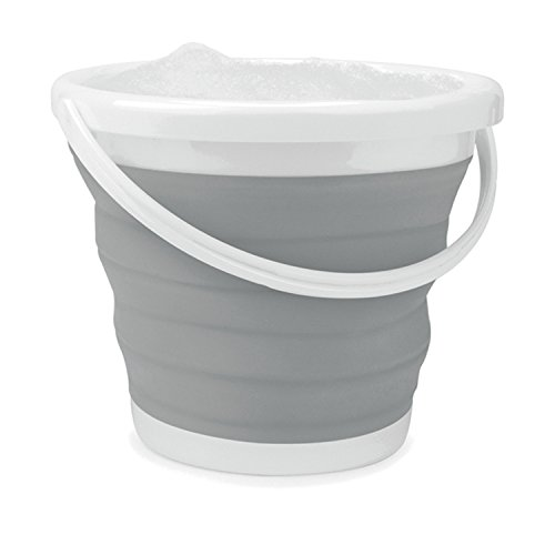 Beldray LA028495 Collapsible Bucket (Grau)