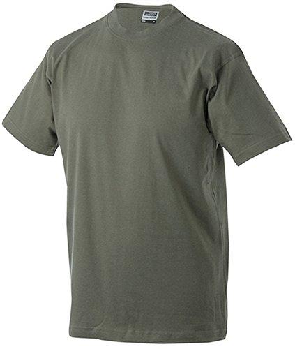 T-Shirt Round - T Heavy Olive