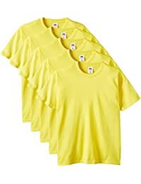 Fruit of the Loom Herren T-Shirt 5er-Pack