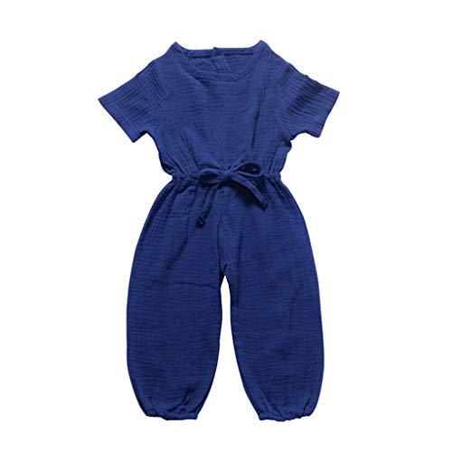 Sommer Haut Feuchtigkeitspflege (Spielanzug Baby Mädchenkleidung Set Sommer Strampler Papa Pwtchenty Jungen Outfits Kleidung Set Bekleidungsset Bodysuit Kleidung Outfit)