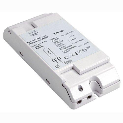 SLV EVG HID für CDM 70 W, 230 V, inklusiv Zugentlastung 470370