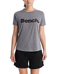 Bench Damen T-Shirt Corp Logo Tee