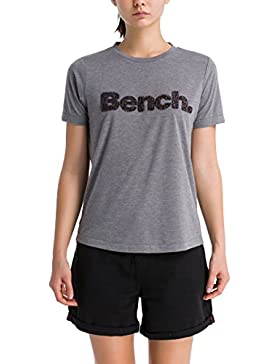Bench Corp Logo tee, Camiseta para Mujer