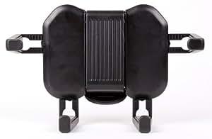 DURAGADGET Support voiture d'appuie-tête - ajustable - pour lecteurs DVD portables Muse M-960 & M-750 écran 7 pouces