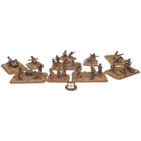 USA: Combat Engineer Platoon by Flames of War