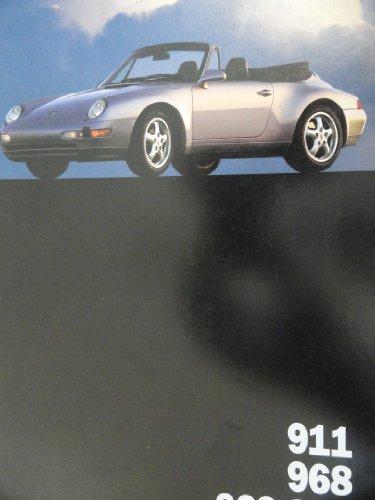 Zeitschrift für die Freunde des Hauses Porsche - Heft Nr. 246 - 911 Carrera: Was die neue Technik dem Kunden bringt - Sport-Bilanz 1993: Weltmeisterliche GT Siege