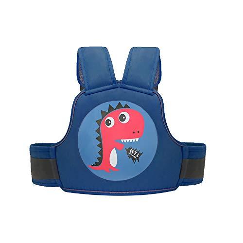 BZZBZZ Sicherheitsgurte für Kinder, Elektroautos, Motorräder, Fahrräder, bruchsichere Reisegurte für Kinder im Alter von 1 bis 10 Jahren