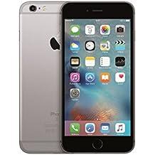 "Apple iPhone 6S Plus - Smartphone de 5.5"" (Dual-Core 1.4 GHz, memoria interna de 16 GB, 2GB de RAM, cámara de 12 MP, iOS) Gris espacial (Reacondicionado Certificado por Apple)"