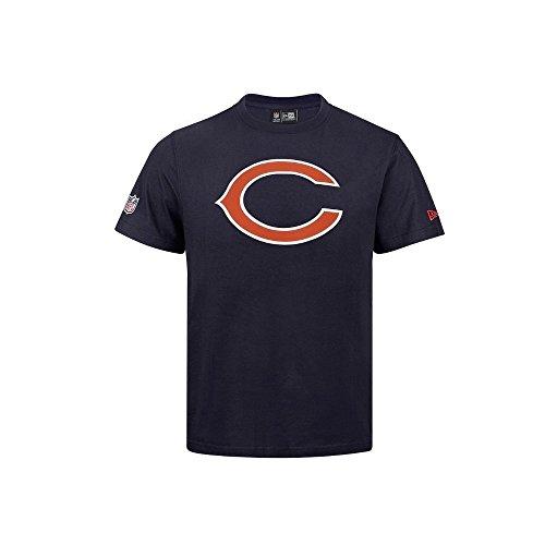 New Era NFL Chicago Bears Team Logo Navy Tshirt (XLarge - 44