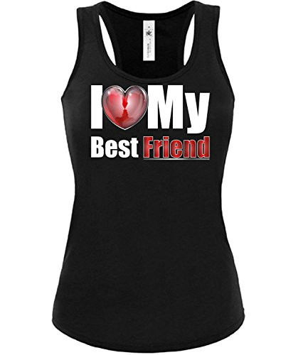 *I LOVE MY BEST FRIEND 5078(TT-F-SW) Gr. M*