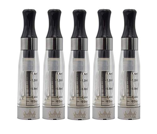 NOVEL Cigarrillo Electronico 5X CE4 Clearomizer